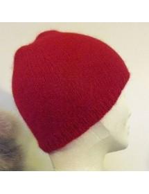 hermès petit bonnet 40% angora