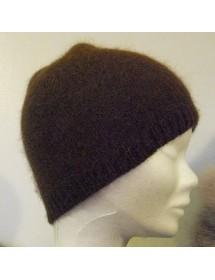 marron petit bonnet 40% angora