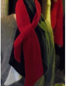 hermès écharpe cravate 40% angora