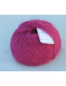 Skein 100% angora Lie Wine