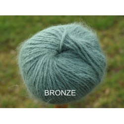 Bronze 100% angora B.203