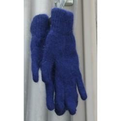 marine 40% angora gants