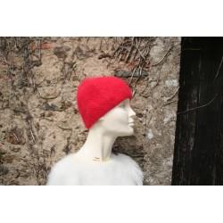 rubis 80% angora  bonnet