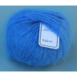 Bleu Natier 100% angora B.704