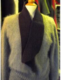marron écharpe cravate 40%...