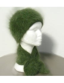 Ensemble bonnet +écharpe...