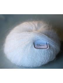 skein 100% Angora White