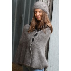 Cape anthracite 100% angora