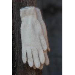 écru gants 40% angora