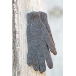 noir 40% angora gants