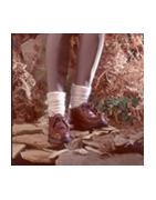 Chaussettes angora/coton